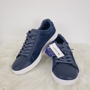 NWOB Lacoste Carnaby Evo 318 Leather size 8